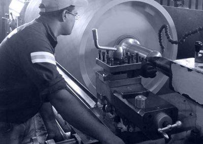 Conveyor-Drum-and-Shaft
